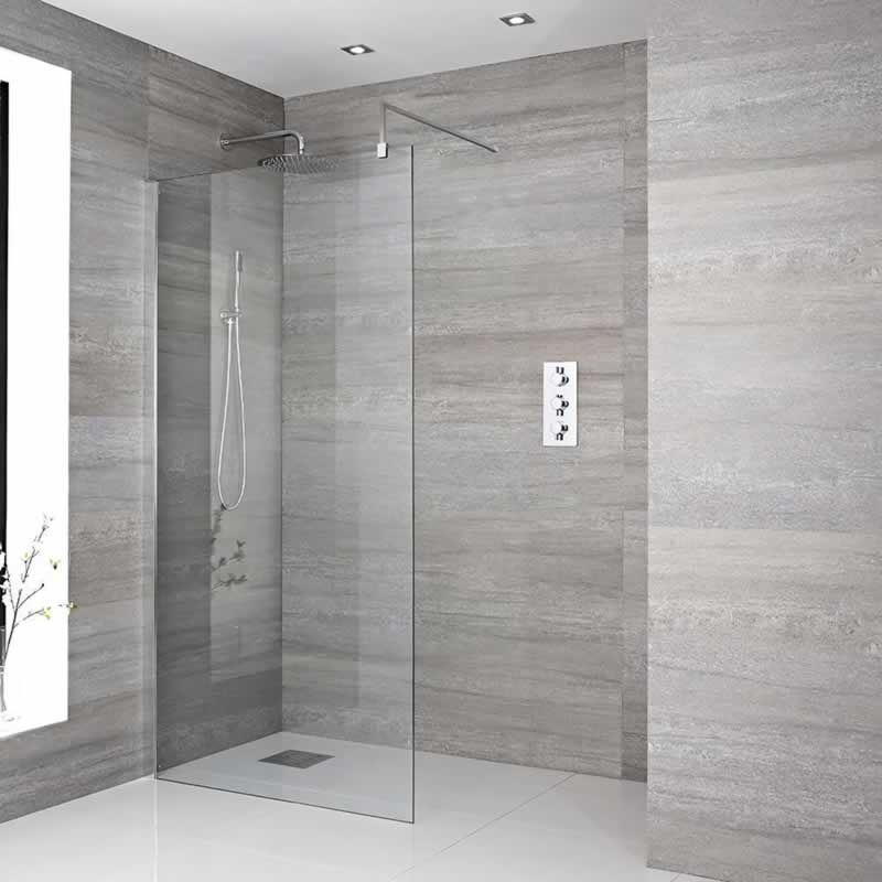 Walk in and wetroom
